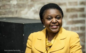 Burkina: Cécile Kyenge à la tête de la mission d'observation de l'UE