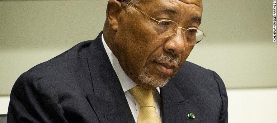 Charles Taylor ne purgera pas sa peine à la prison de Mpanga au Rwanda