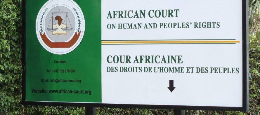 Commission africaine des droits de lai??i??homme et des peuples : La plainte de la famille Ngambio-Ntsalakoua contre lai??i??Etat congolais jugAi??e recevable