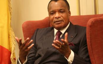 Sassou N'guesso: «Il ne faut pas lier ma candidature au débat sur la constitution»