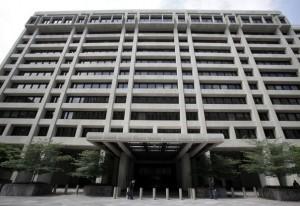 Le siège du FMI à Washington