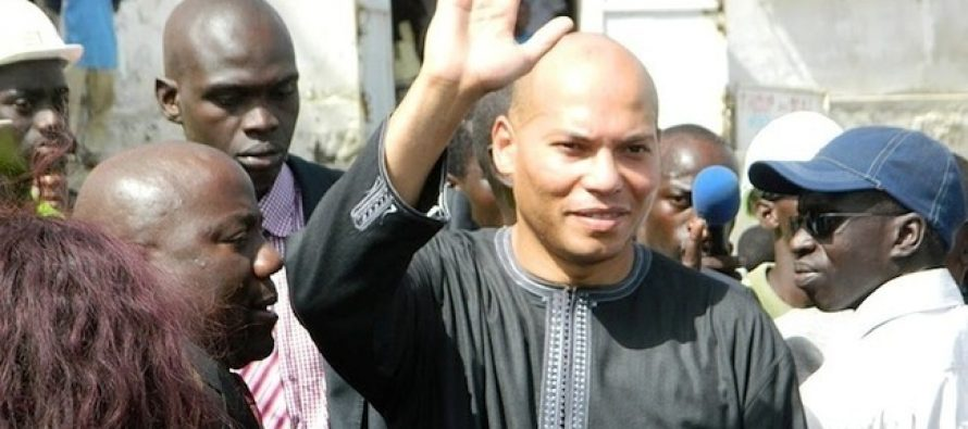 Sénégal: Karim Wade désigné candidat du PDS à la prochaine présidentielle
