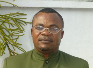 Le pasteur Eddy Firmin Ngodouma