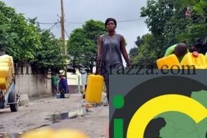L'eau potable a Brazzaville