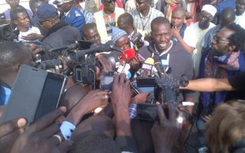 Sénégal: arrivée à Dakar des activistes de «Y'en à marre», expulsés de la RDC