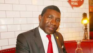 Roger Nzaba, Président du Parti du Peuple Congolais