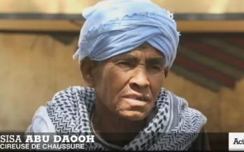 VIDÉO – Pour nourrir sa famille, l'Égyptienne Sisa Abu Daooh s'habille en homme depuis plus de 40 ans