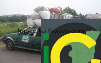 Brazzaville – On ferme les yeux sur les taxis qui recourent impunément aux surcharges