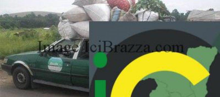 Brazzaville – On ferme les yeux sur les taxis qui recourent impunAi??ment aux surcharges