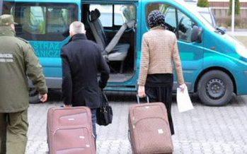 Un Français cache sa femme russe dans une valise pour entrer en Pologne