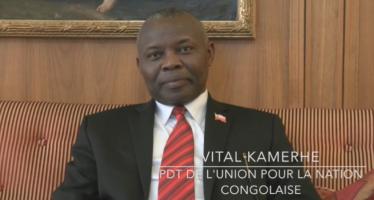 VIDÉO – Vital Kamerhe: « J'ai refusé d'accompagner Joseph Kabila dans ses dérapages »