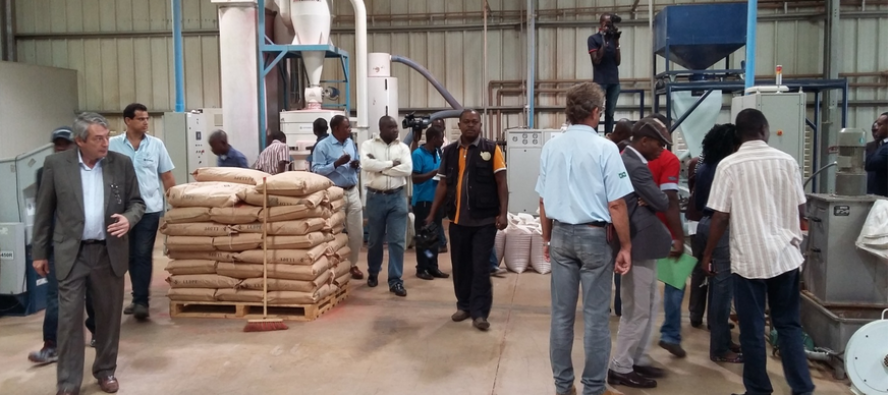 Congo – Zone industrielle de Maloukou : les USA apprécient l'initiative de l'Etat