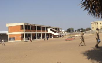 Brazzaville : Lycée Thomas Sankara, sous tension ce 11 mai