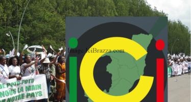 Au nom de la paix, 13.000 femmes ont manifesté le 1er mars à Brazzaville