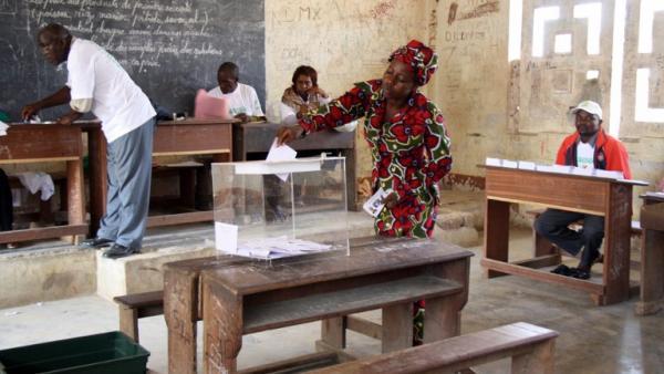 vote de Brazzaville