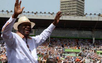 Alassane Ouattara part grand favori pour l'élection présidentielle d'octobre en Côte d'Ivoire