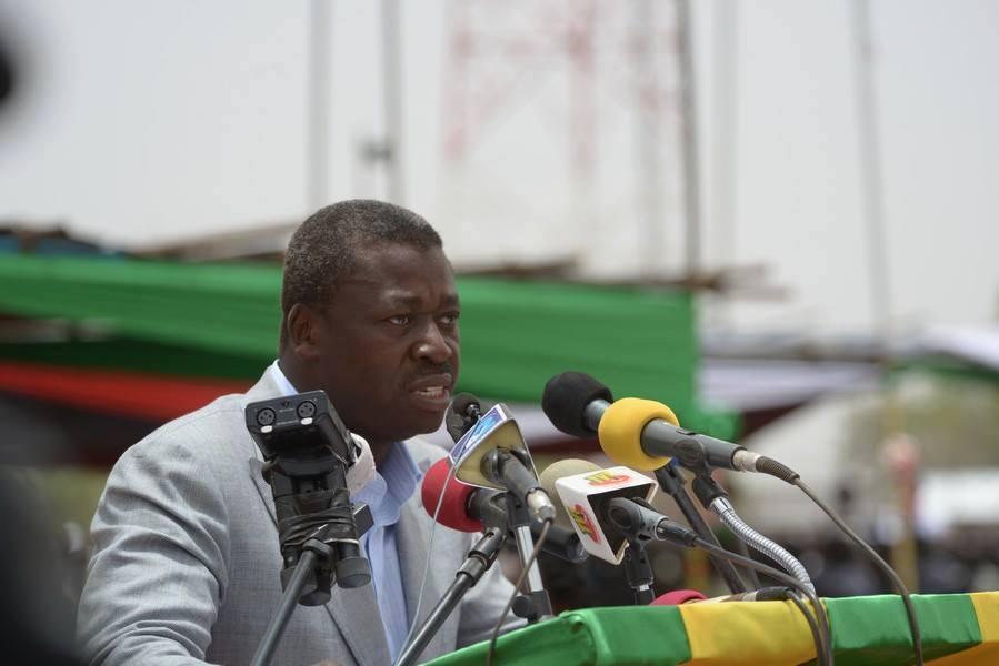 Le président togolais Faure Gnassingbé