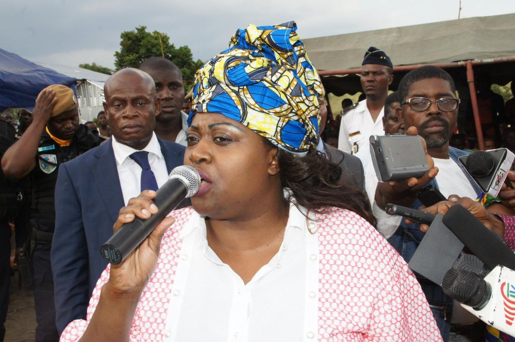 Claudia Sassou NGuesso