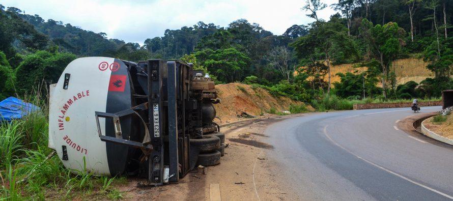 Pointe-Noire/Dolisie : le danger est toujours permanent sur les routes congolaises