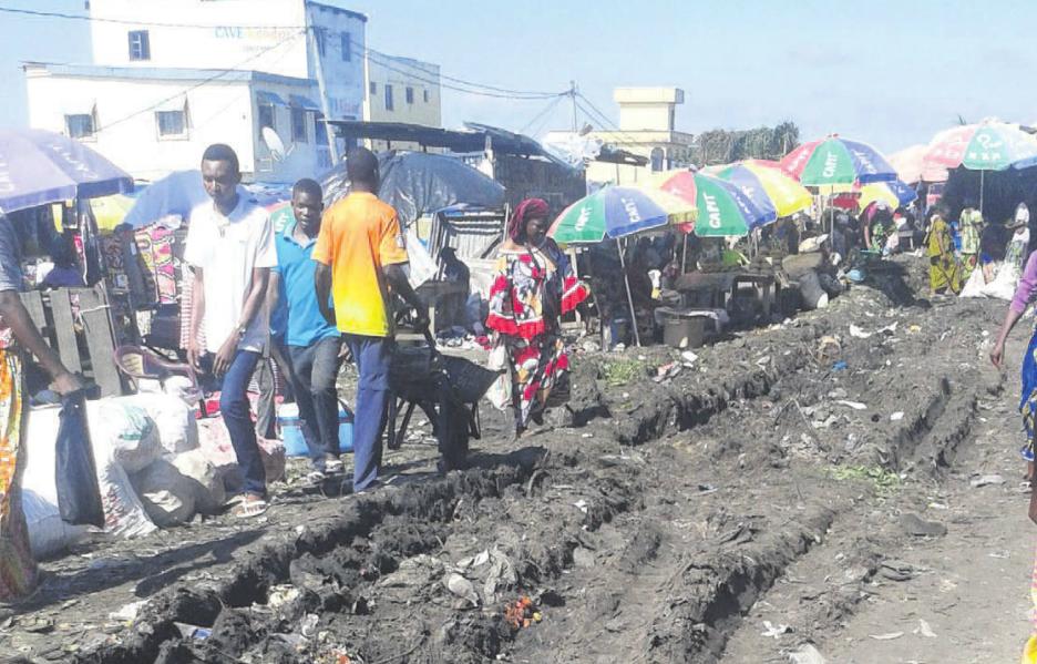 Brazzaville - Marche Thomas Sankara