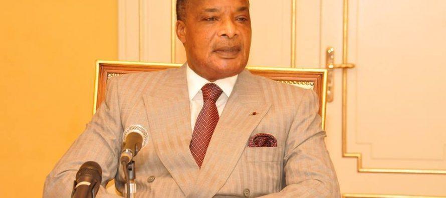 Congo : le président Sassou préconise un dialogue entre acteurs politiques