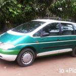 Taxi a Brazzaville