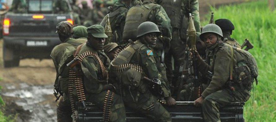 RDC : trois officiers de l'armée tués dans une embuscade au Nord-Kivu