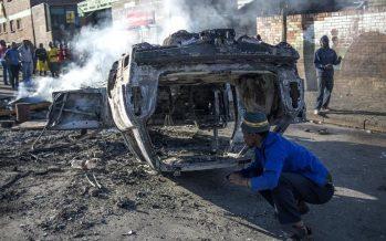 Afrique du Sud: les immigrants, boucs émissaires des frustrations post-apartheid
