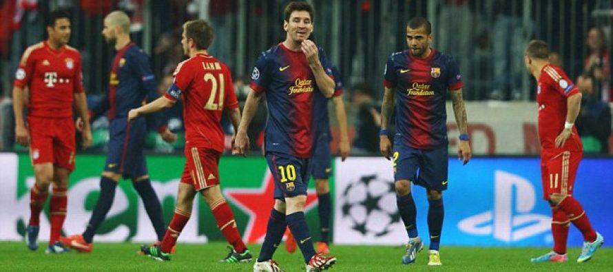 LDC – Demi finales : Le FC Barcelone retrouve le Bayern Munich, la Juventus défie le Real Madrid