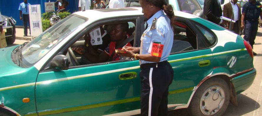 Brazzaville : lancement d'une unité féminine de contrôle routier