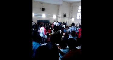 VIDEO – Brazzaville : Fac de droit bagarre pour se garder une place