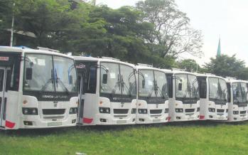 Congo : Les Brazzavillois et Ponténégrins impatients d'attendre les nouveaux bus publics