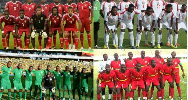 Éliminatoires CAN-2017 : le Congo dans le groupe E avec la Zambie, le Kenya et la Guinée Bissau