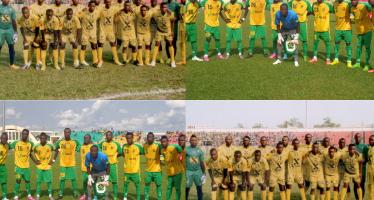 Football : Diables noirs et Étoile du Congo vont en découdre à Kinkala