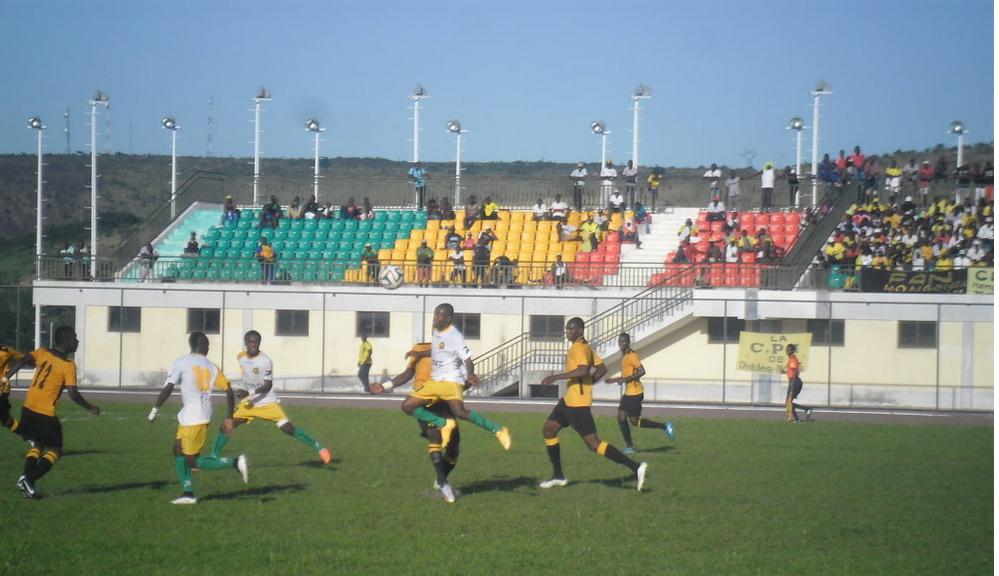 le match nul entre Diables Noirs - Étoile du Congo à Kinkala