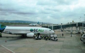 Congo : ECAIR assurera le transport des participants aux 11èmes Jeux Africains