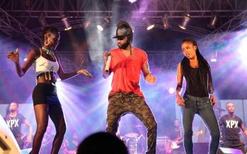 Côte d'Ivoire – FEMUA 8 : Fally Ipupa remporte le Prix spécial de l'intégration africaine