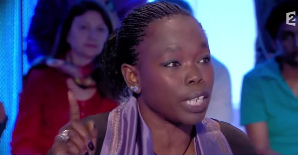 Fatou Diome : «Si les gens qui meurent étaient des Blancs, la Terre entière serait en train de trembler»