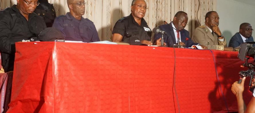 Pointe-Noire : Ndenguet invite les chefs de quartier et les responsables religieux à s'investir dans le maintien de l'ordre public