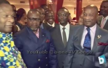 VIDÉO –  RDC : Papa Wemba et Koffi Olomide enfin réconciliés