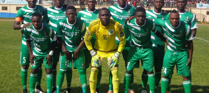 VIDÉO – Coupe de la Confédération: CS Sfaxien et AC Léopards dos à dos