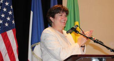 L'ambassadeur des USA au Congo invite les jeunes à écrire les pages de l'histoire