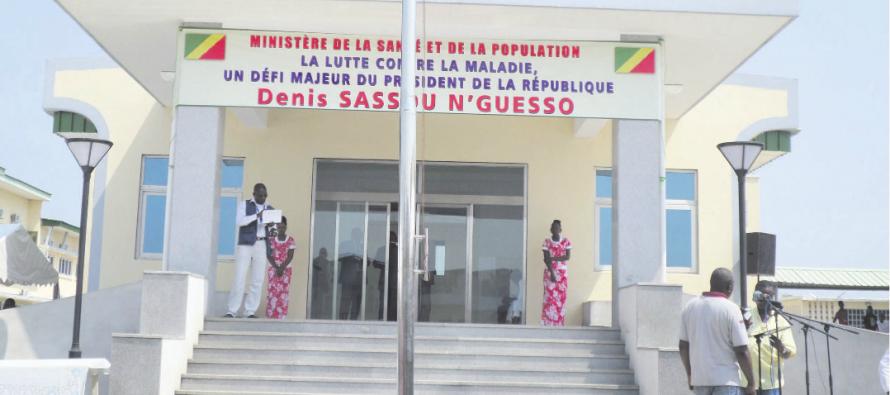 Brazzaville : Réouverture de l'hôpital de base de Talangaï