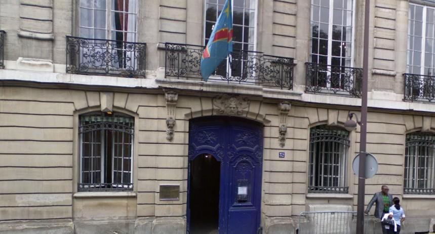 France: Fils de Diplomate RDCongolais échappe à la justice