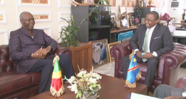Brazzaville – Kinshasa : les échanges commerciaux au menu de l'audience entre Ngouélondelé et Muzungu