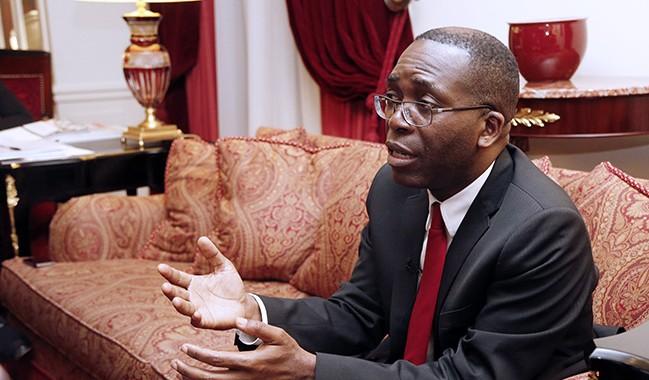 Augustin Matata Ponyo, chef du gouvernement congolais