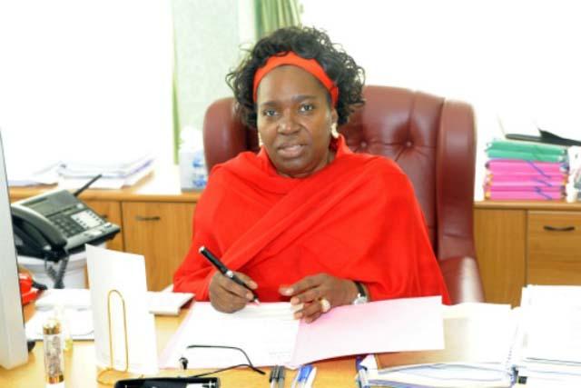 Pascaline Bongo