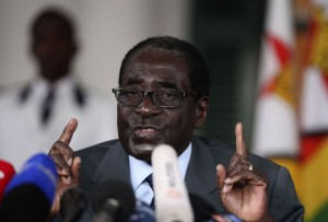 Robert Mugabe| Ph Reuters