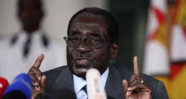 Robert Mugabé félicite Ali Bongo Ondimba et réclame la charia pour Jean Ping