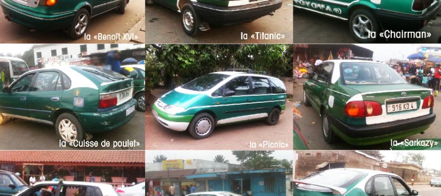 Au Congo-Brazzaville, les taxis ont des appellations spéciales